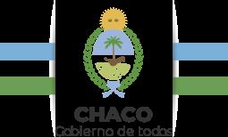 Logo de Gobierno del Chaco